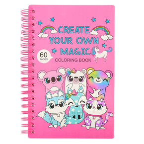 Create Your Own Magic Cuddle Club Coloring Book,