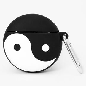 Yin-Yang Silicone Earbud Case Cover - Compatible With Apple AirPods,