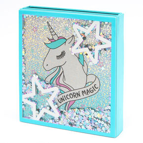 Unicorn Magic Shaker Glitter Makeup Set,