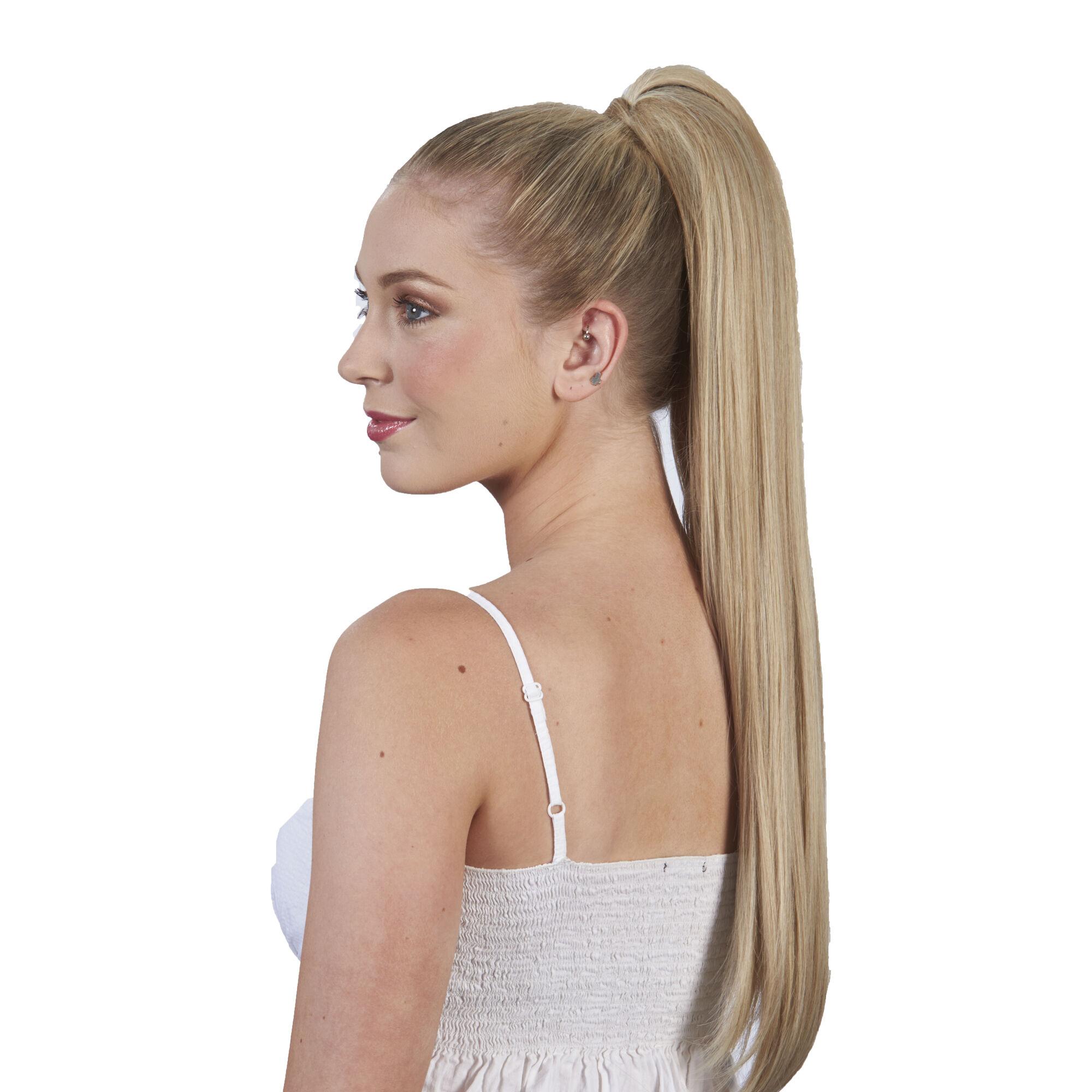 Scunci Light Blonde Xxl Ponytail Extension Claires