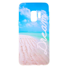 Dream Beach Phone Case - Fits Samsung Galaxy S9,