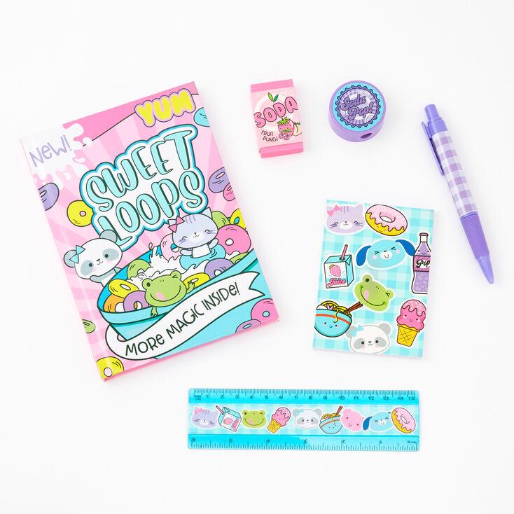 Sweet Loops Stationery Set,