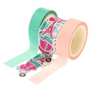 Parisian Decorative Tape - 3 Pack,