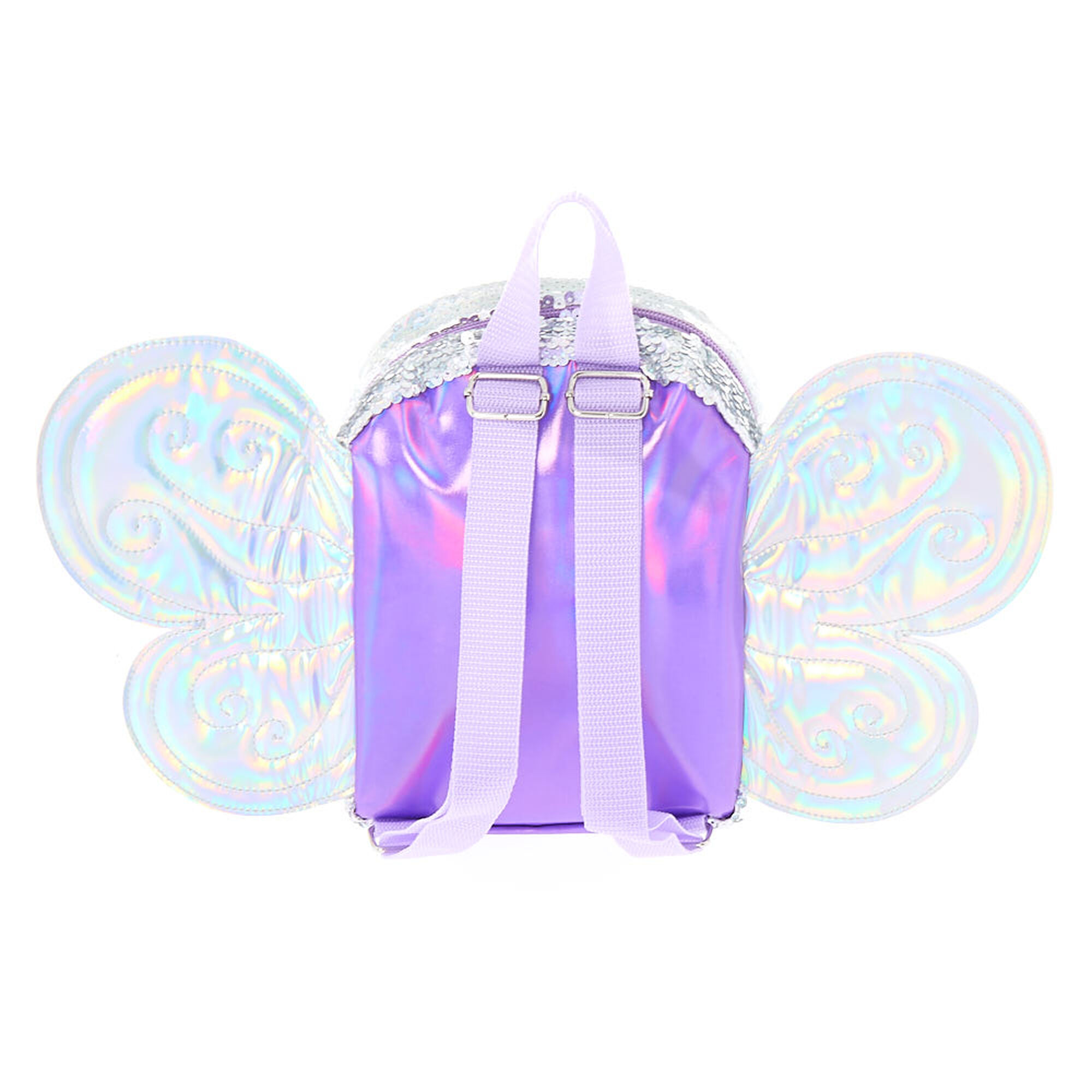 3327245d7ee9 Purple Butterfly Backpack- Fenix Toulouse Handball