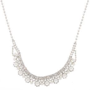 Royal Embellishment Bib Statement Necklace,