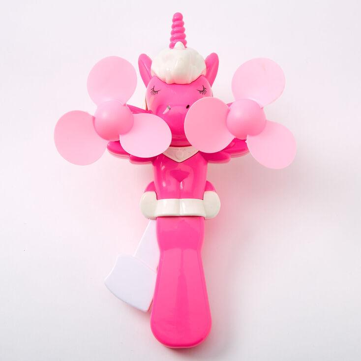 Unicorn Toy Fan - Pink,