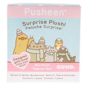 Pusheen® Surprise Plush Series 11 Winter Wonderland,