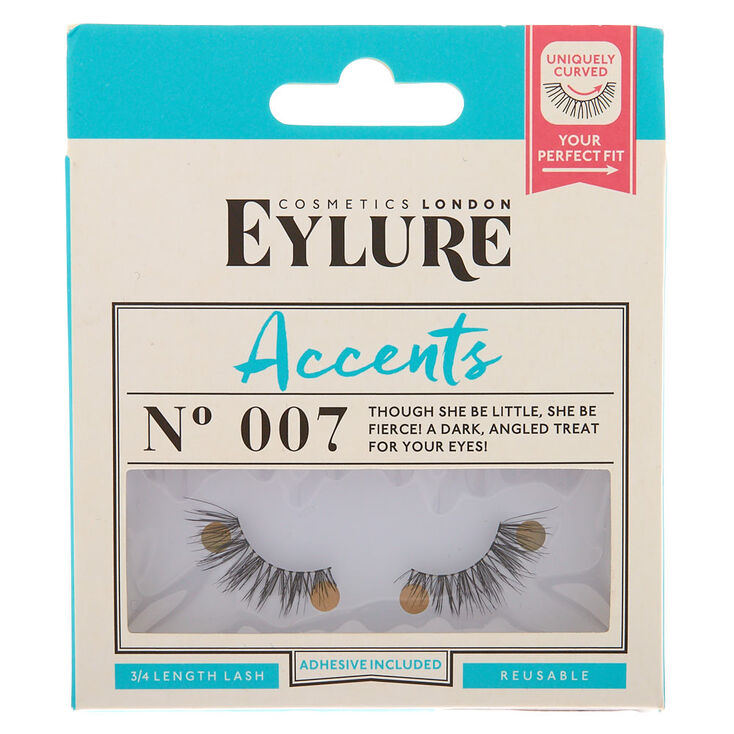 954aec41678 Eylure Accents No. 007 False Lashes | Claire's