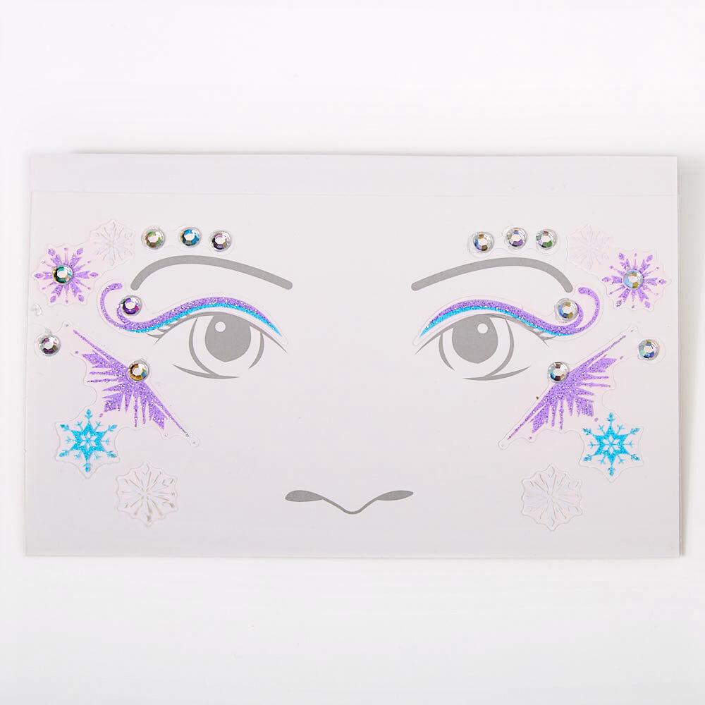 ©Disney Frozen 2 Glitter Face Decals