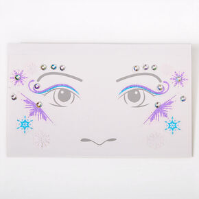 ©Disney Frozen 2 Glitter Face Decals,
