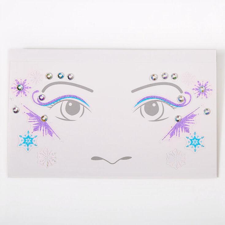 ©Disney Frozen 2 Glitter Face Decals,
