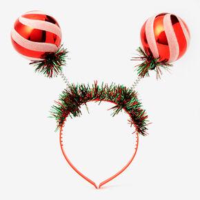 Ornament Deely Bopper Headband - Red,
