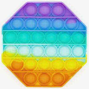 Fidget Rainbow Pop Toy – Styles May Vary,