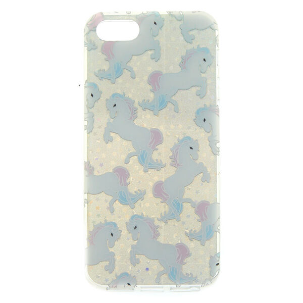 Claire's - holographicunicorns phone case - 1