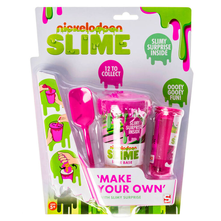 nickelodeon make your own slime with slimy surprise claire s