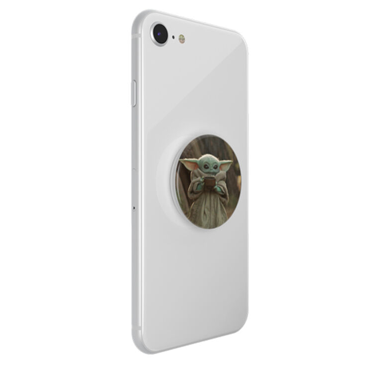 PopSockets Swappable PopGrip - Star Wars™: The Mandalorian the Child,