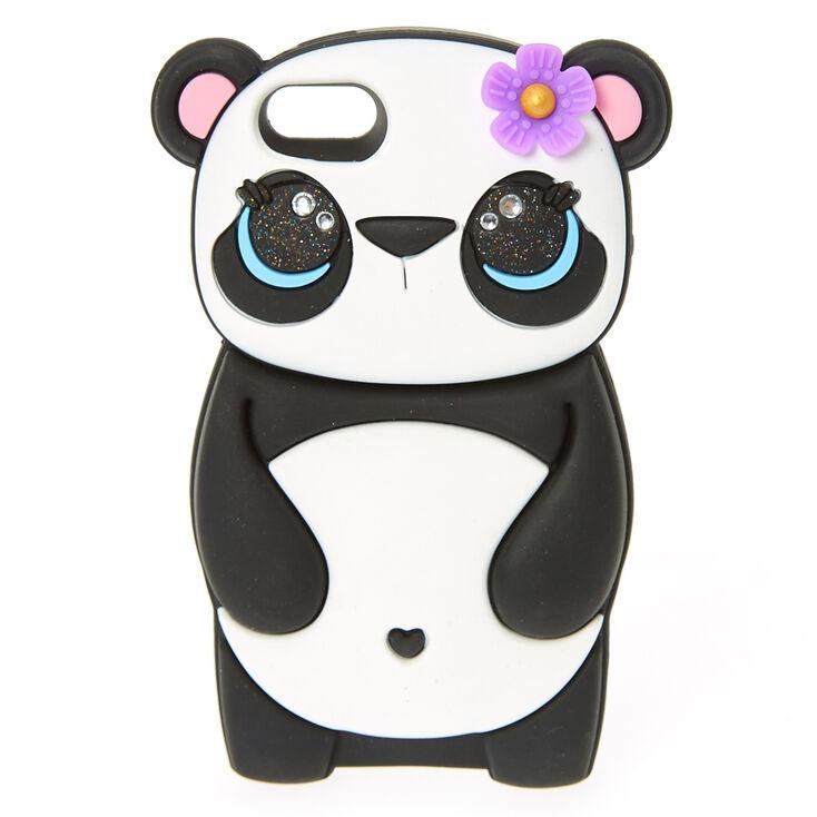 5ed9867b665 Panda Flower Phone Case | Claire's US