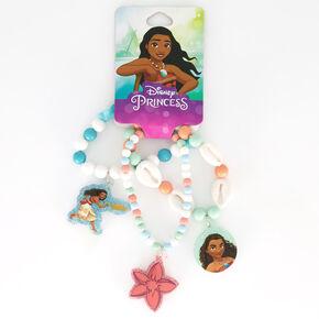 ©Disney Princess Moana Charm Stretch Bracelets- 3 Pack,