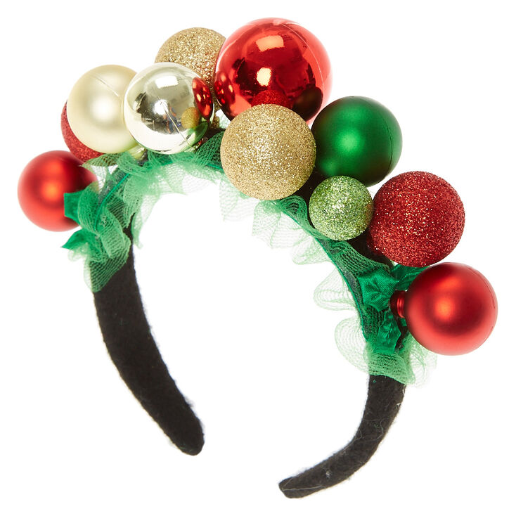Christmas Ornament Headband  a469562dc84