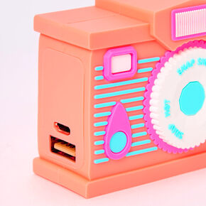 Batterie externe appareil photo MojiPower® - Orange,