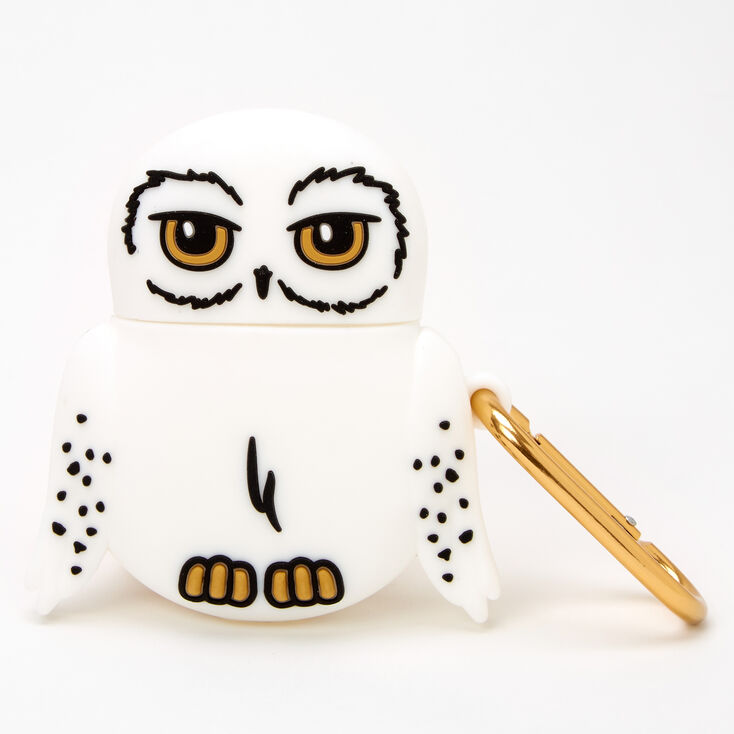 Harry Potter™ Hedwig Silicone Earbud Case Cover - Compatible with Apple AirPods,
