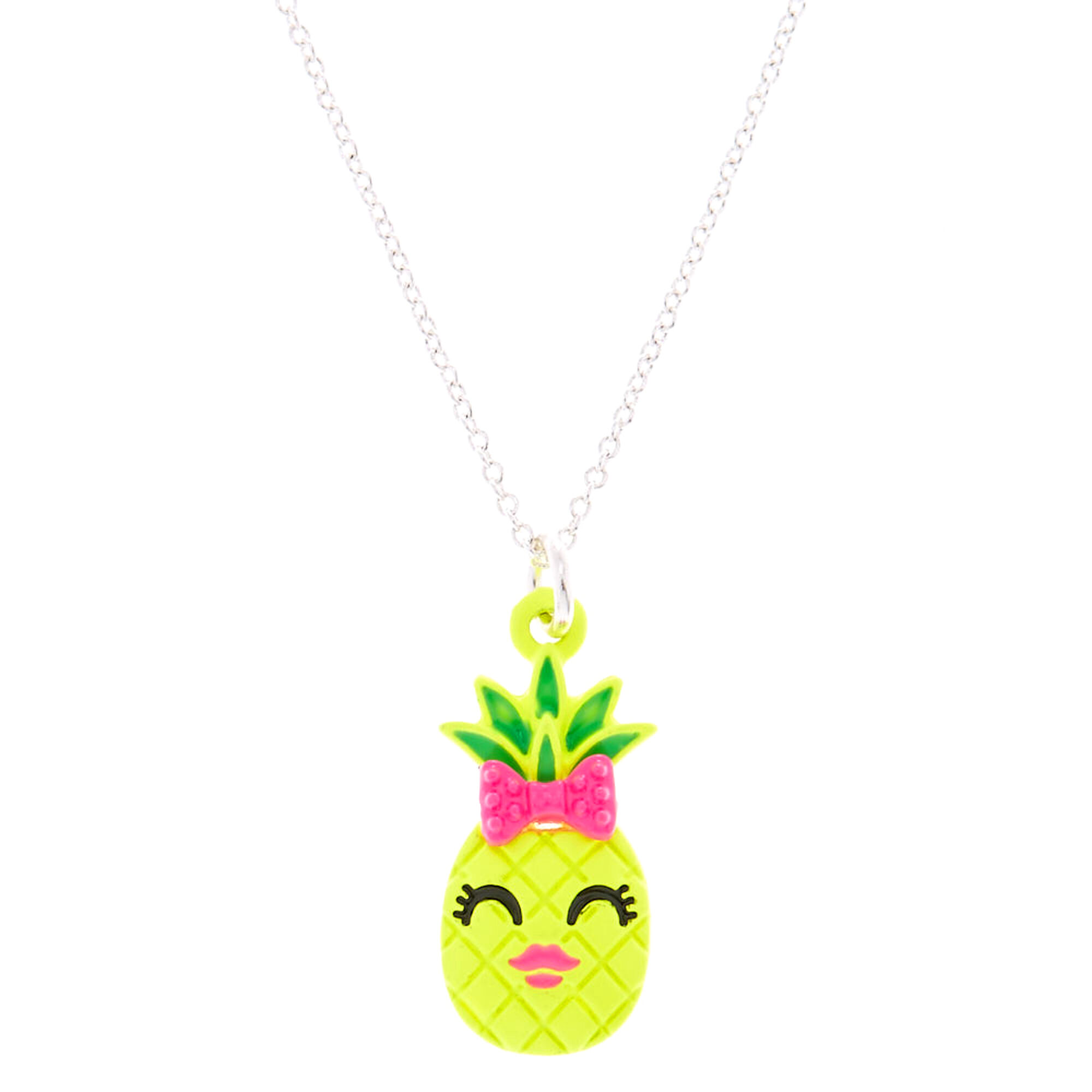 pineapple necklace products maymartininc img