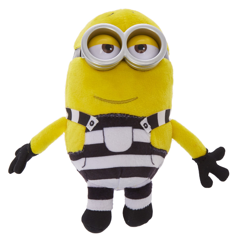 Beanie Babies-original Minion Despicable Me Ty Beanie Baby Tom Current
