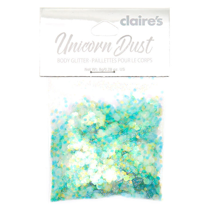 Unicorn Dust Body Glitter - Mint,