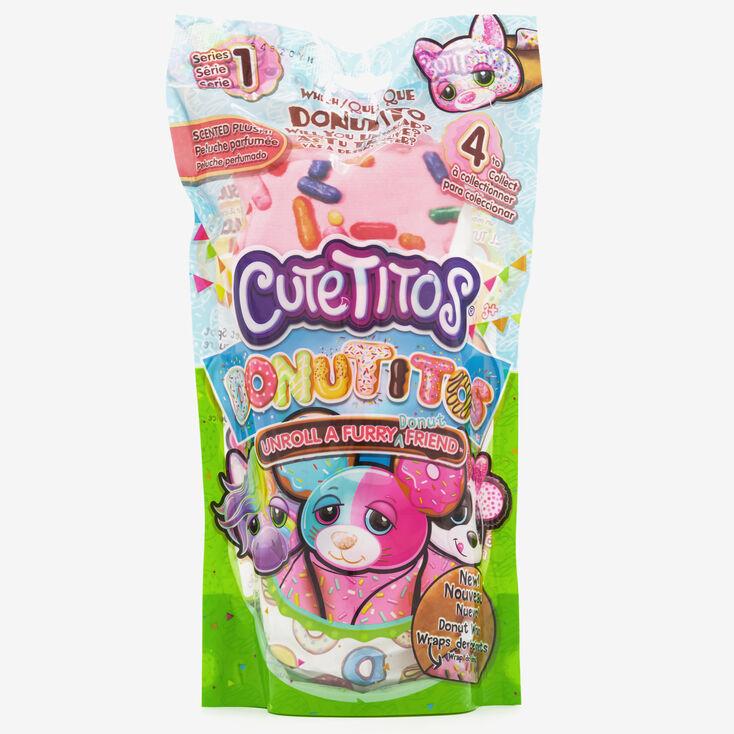 Cutetitos™ Donutitos Furry Friend Bling Bag,