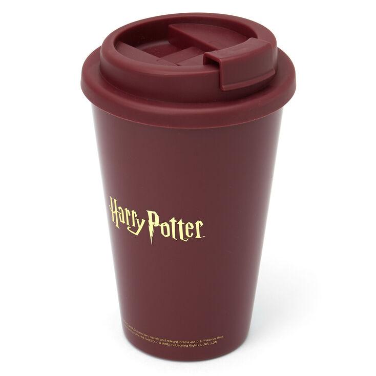 Mug de voyage «I'd Rather Be At Hogwarts» Harry Potter™ – Bordeaux,