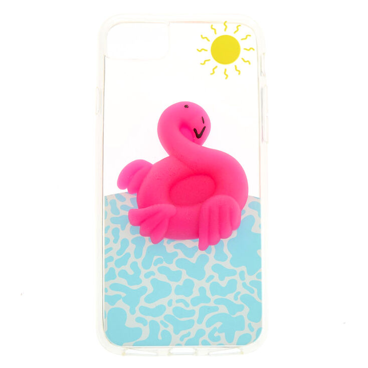 competitive price 1a137 50281 Squishy Flamingo Phone Case