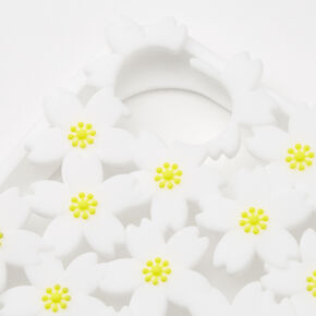 Daisy Silicone Phone Case - Fits iPhone 6/7/8/SE,