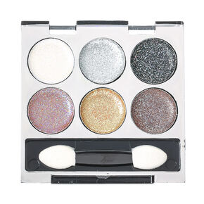 Metallic Glitter Eyeshadow Palette,