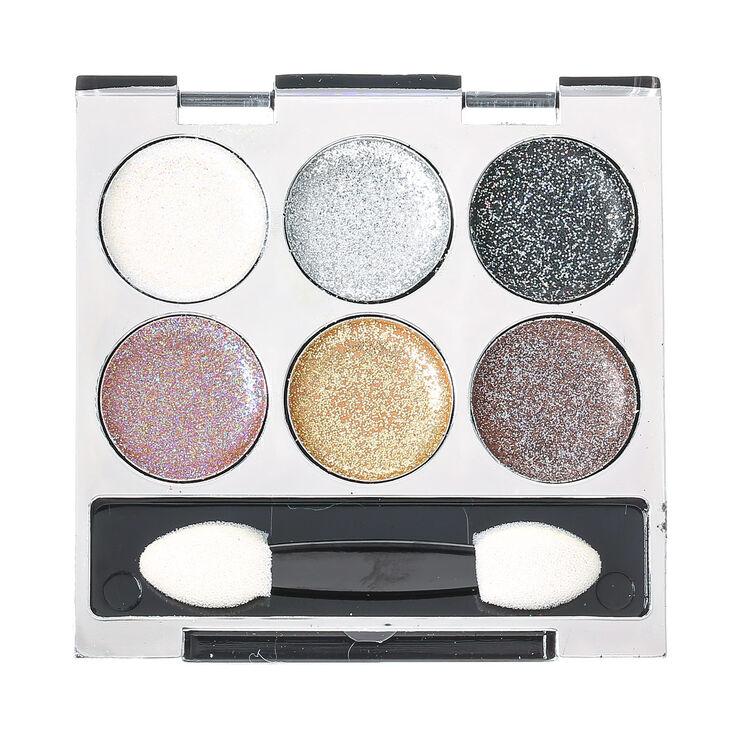 Metallic Glitter Eyeshadow Palette,