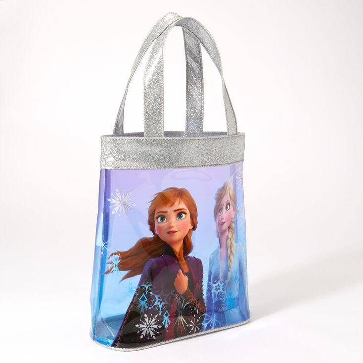 ©Disney Frozen 2 Elsa and Anna Tote Bag – Silver,