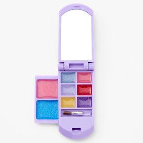 Rainbow Kitten Bling Flip Phone Lip Gloss Set,