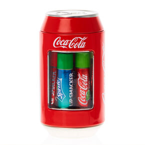 Lip Smacker® Coca-Cola® Flavoured Lip Balm Cans - 6 Pack,