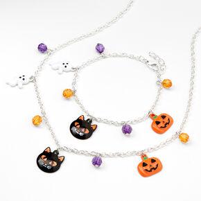 Halloween Motif Jewelry Set - 2 Pack,