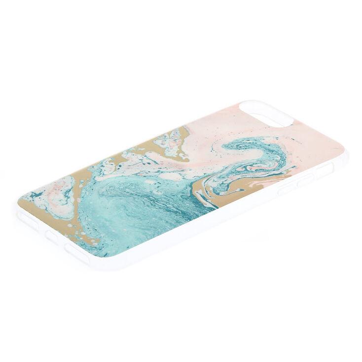 Bath Bomb Marble Phone Case - Fits iPhone 6/7/8/SE,