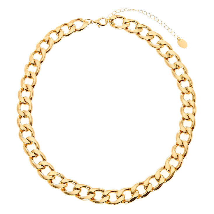 jewelry color tone hip item round stainless chain steel hop heavy plated thick bracelet curb mens gold wide punk davieslee