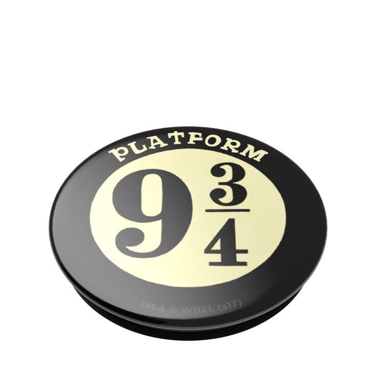 PopSockets Swappable PopGrip - Platform 9¾,