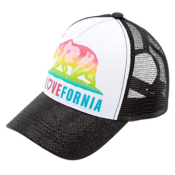 Claire's - california love baseball cap - 1