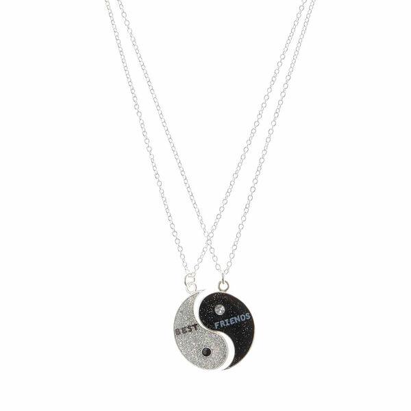 Claire's - best friend necklaces - 1