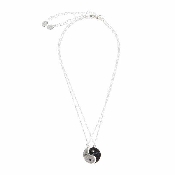 Claire's - best friend necklaces - 2