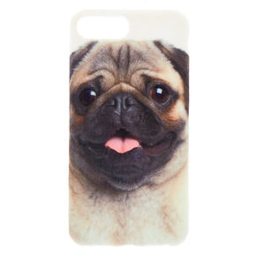 Pug Fleece Phone Case - Fits iPhone 6/7/8/SE,