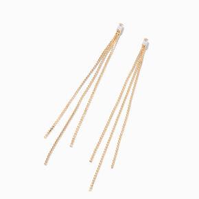 Red, White, And Bue Beaded Tassel Bracelets - 4 Pack,