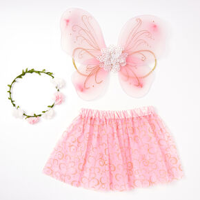 Claire's Club Woodland Fairy Dress Up Set - 3 Pack,