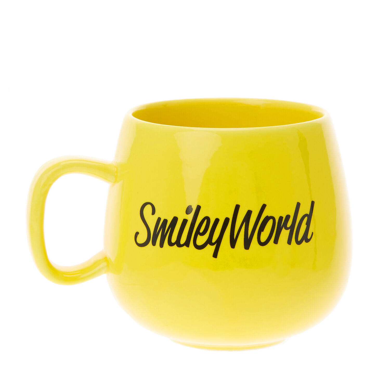 Smiley Face World Mug Yellow Yellow AR3L4jc5qS