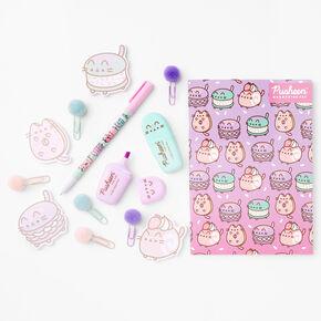 Pusheen® Sweets Stationery Set - Purple,