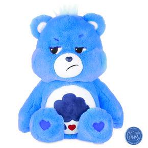 Care Bears Grumpy Bear™ Huggable Plush - Blue,